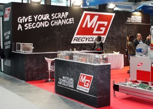 native studio grafico stand mg recycling ecomondo rimini 2016