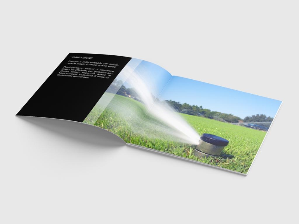 native studio grafico poggio rusco grafica brochure belloni giardini