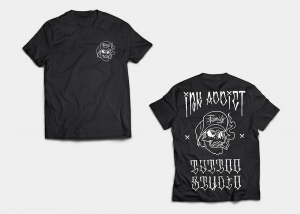 native studio grafico poggio rusco grafica tshirt ink addict tattoo