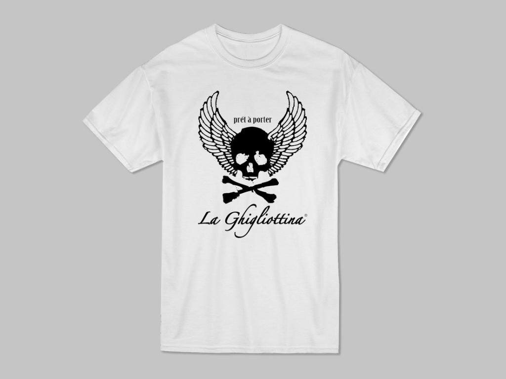 native studio grafico poggio rusco grafica t-shirt la ghigliottina 2